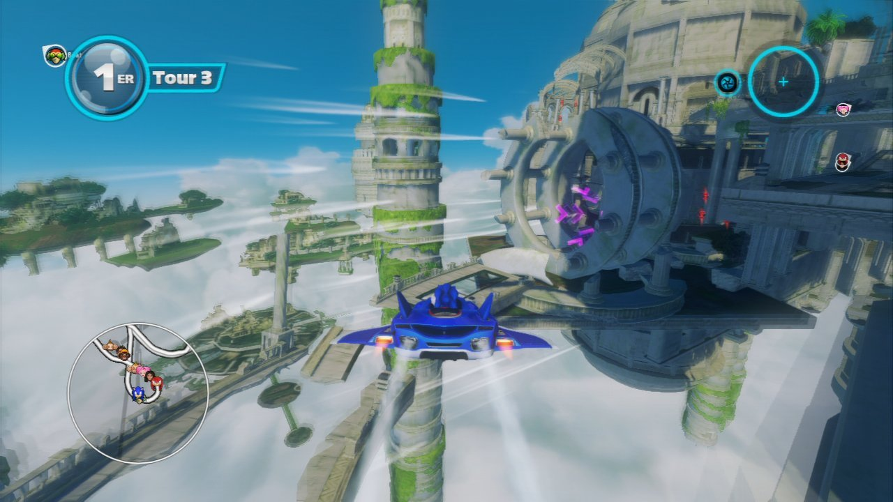 Images Sonic & All Stars Racing Transformed PlayStation 3 - 64
