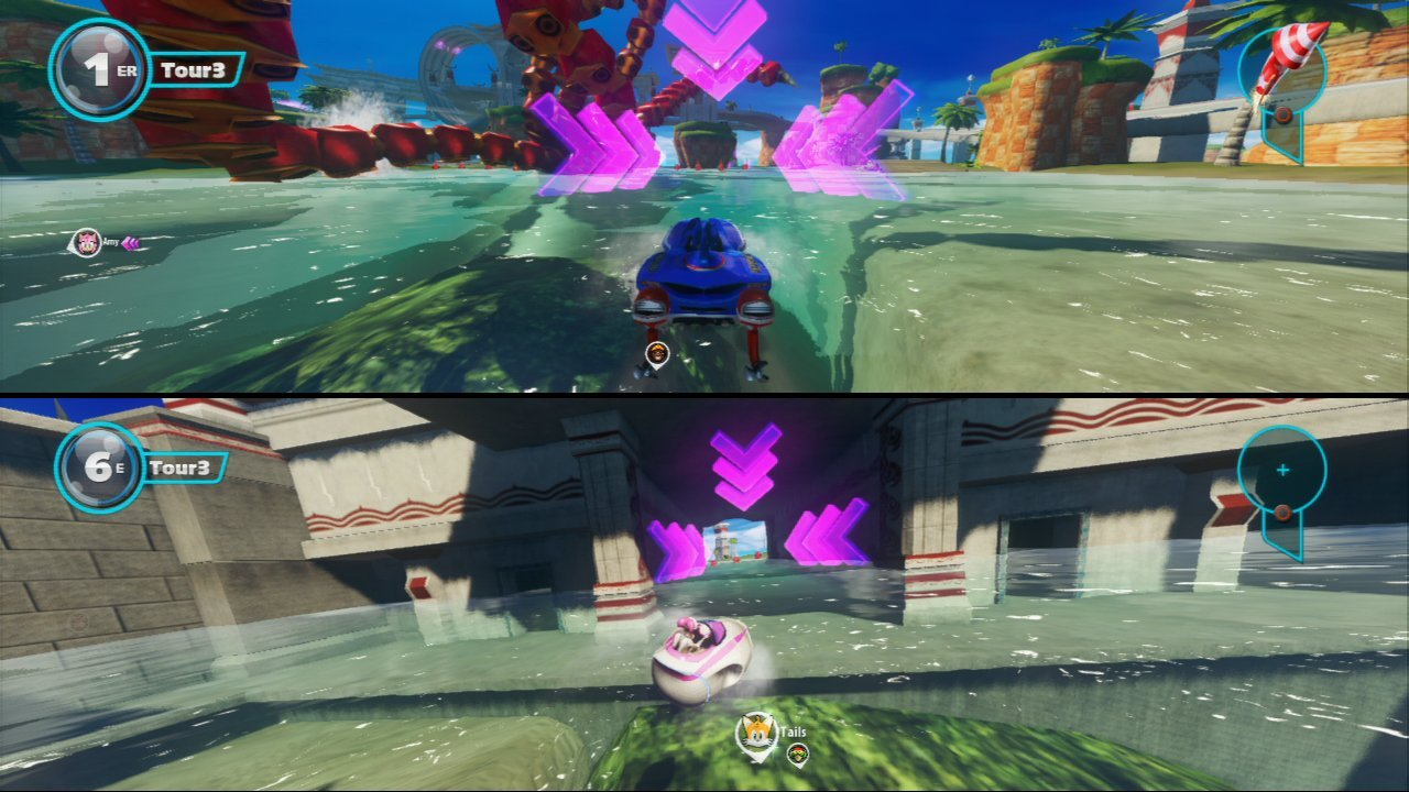Images Sonic & All Stars Racing Transformed PlayStation 3 - 75
