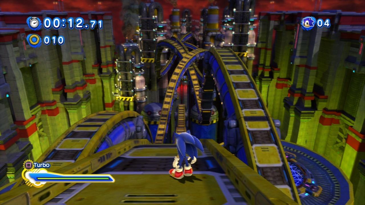 Sonic Games For Ps3 : Sonic generation jogo infantil original ps barato