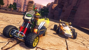 Images Sonic & All Stars Racing Transformed PlayStation 3 - 1