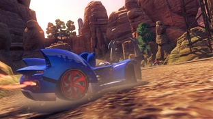 Images Sonic & All Stars Racing Transformed PlayStation 3 - 4