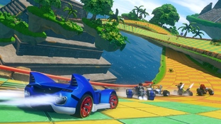 Images Sonic & All Stars Racing Transformed PlayStation 3 - 10