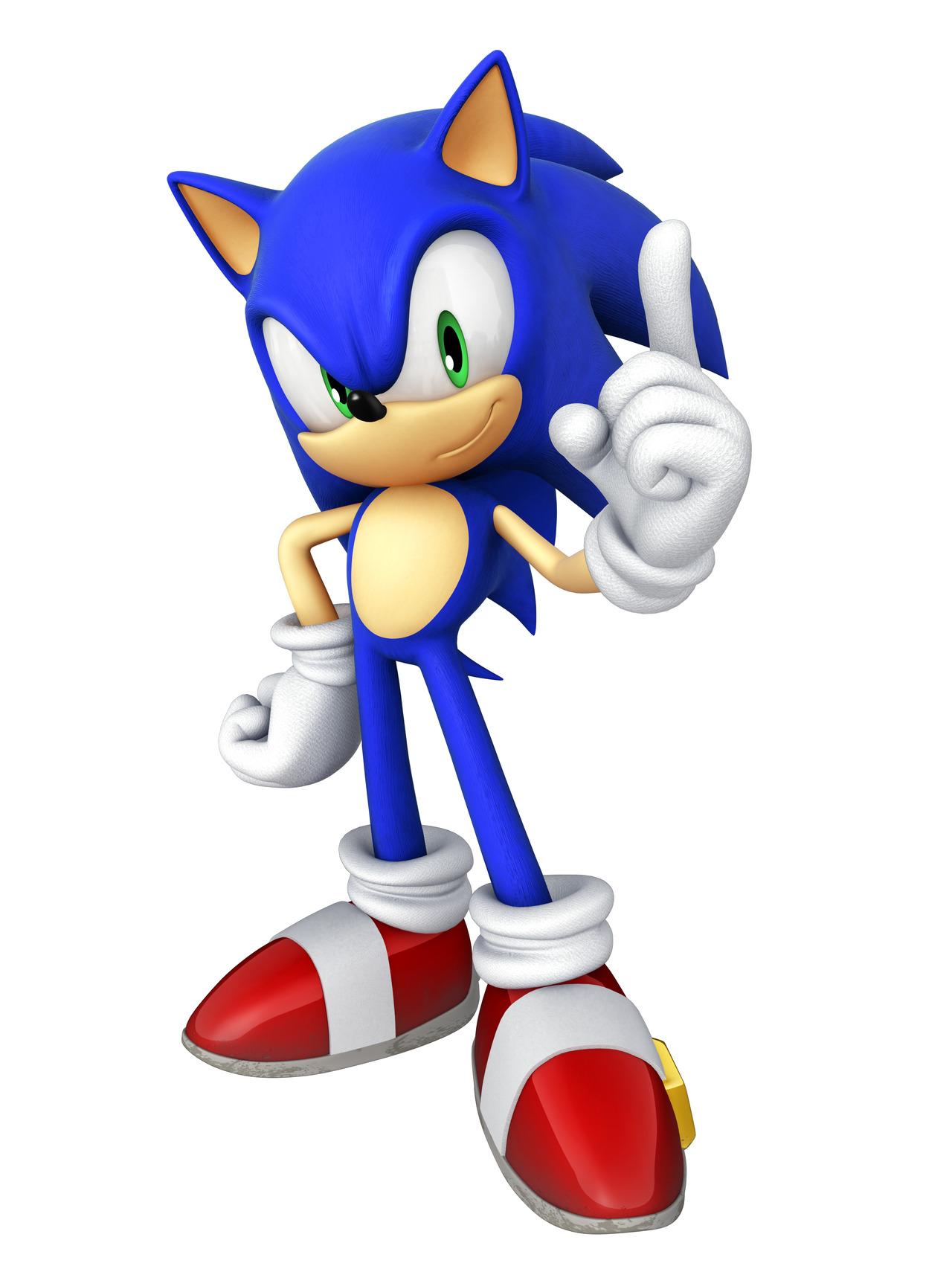 Artworks de Sonic the Hedgehog 4 : Episode 1