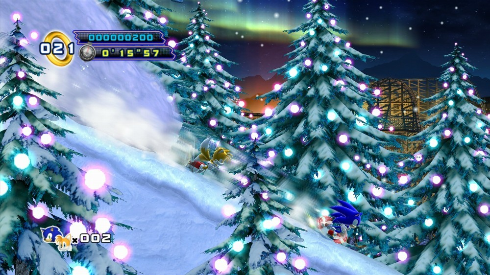 Images Sonic the Hedgehog 4 : Episode II PlayStation 3 - 6