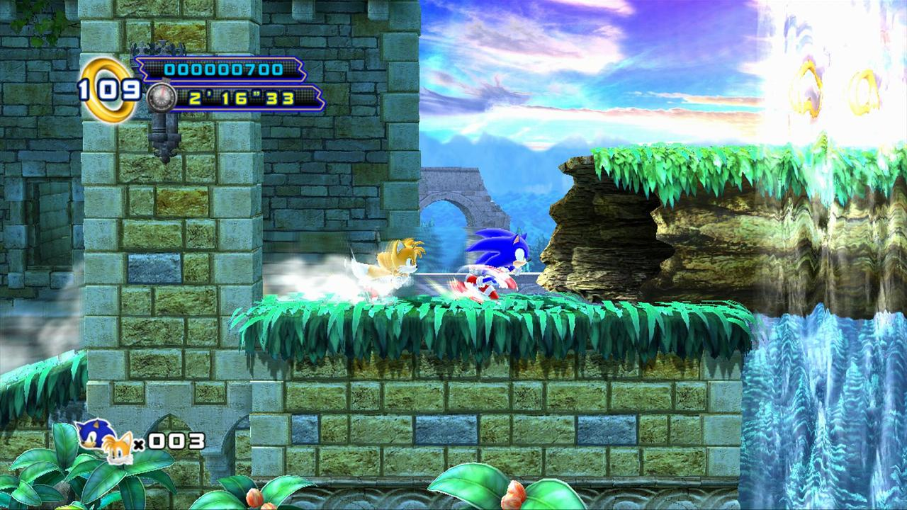 Images Sonic the Hedgehog 4 : Episode II PlayStation 3 - 12