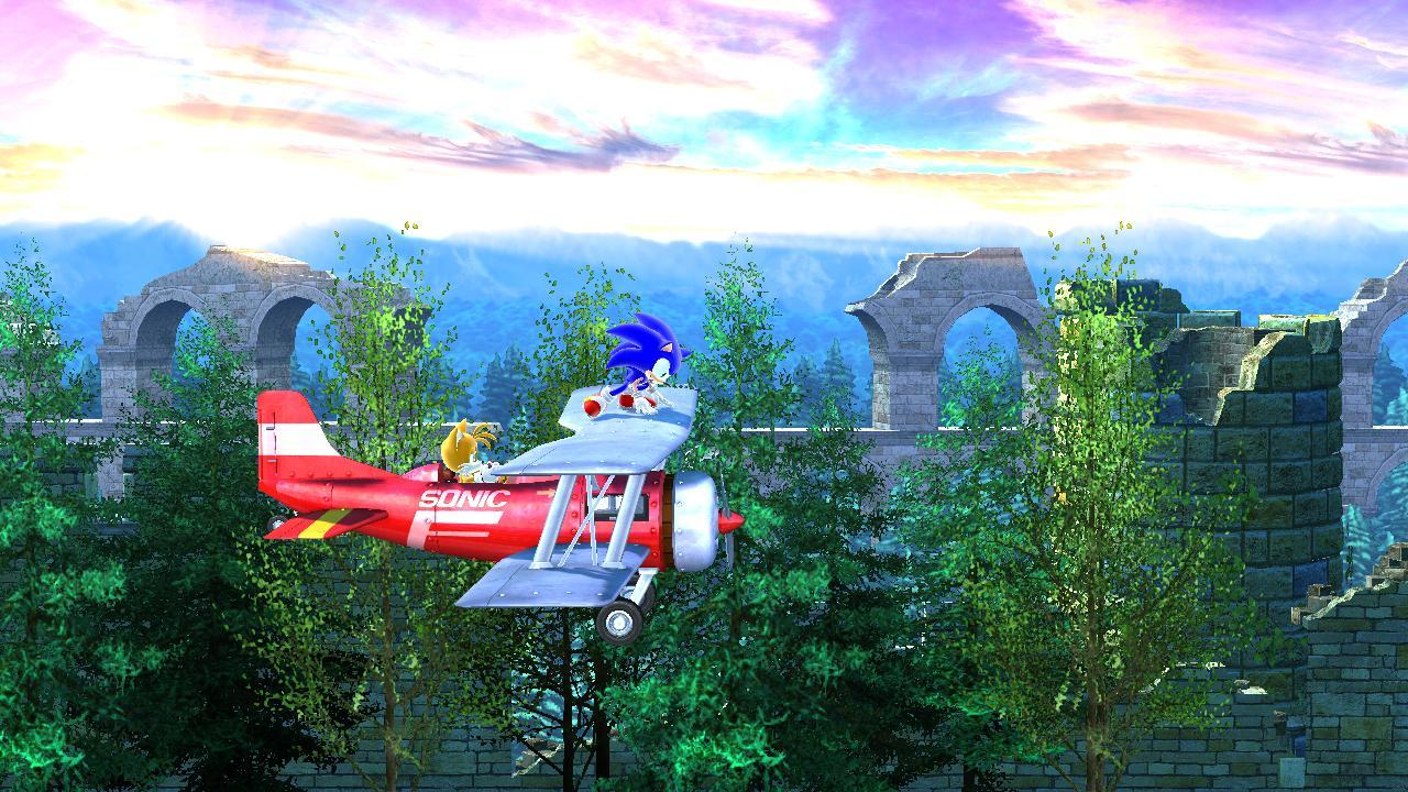 Images Sonic the Hedgehog 4 : Episode II PlayStation 3 - 14