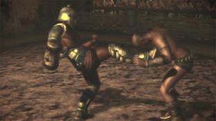 Spartacus Legends PlayStation 3