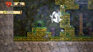Test Spelunky PlayStation 3 - Screenshot 2