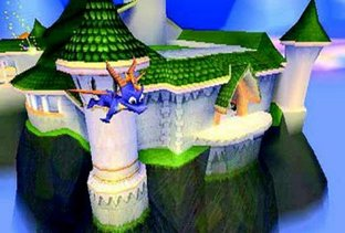 Test Spyro 2 : Gateway to Glimmer PlayStation 3 - Screenshot 8