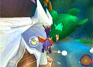 Test Spyro : Year of the Dragon PlayStation 3 - Screenshot 40