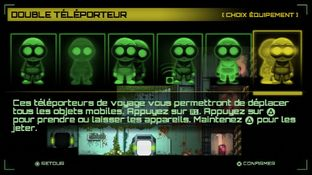 Test Stealth Inc : A Clone in the Dark PlayStation 3 - Screenshot 2