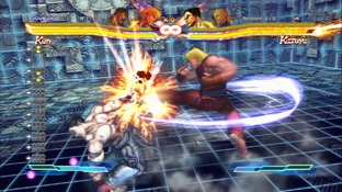 Test Street Fighter X Tekken PlayStation 3 - Screenshot 361