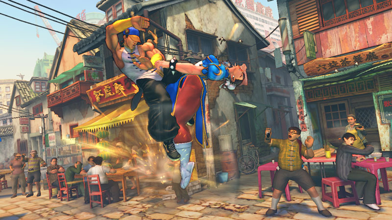 Images Super Street Fighter IV : Arcade Edition PlayStation 3 - 19