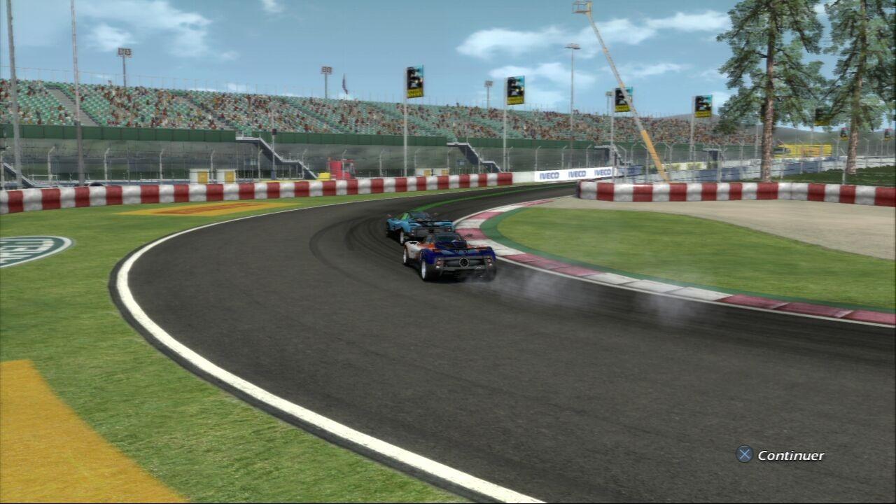 Jeuxvideocom SuperCar Challenge PlayStation 3 Image 79 Sur 254
