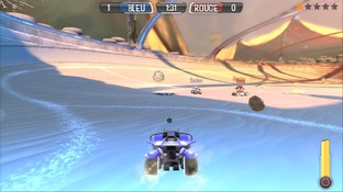 Test Supersonic Acrobatic Rocket-Powered Battle-Cars PlayStation 3 - Screenshot 7