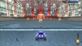 Test Supersonic Acrobatic Rocket-Powered Battle-Cars PlayStation 3 - Screenshot 9
