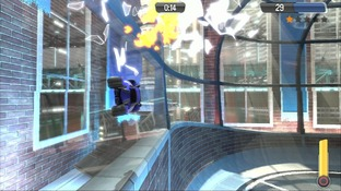 Test Supersonic Acrobatic Rocket-Powered Battle-Cars PlayStation 3 - Screenshot 10