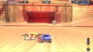Test Supersonic Acrobatic Rocket-Powered Battle-Cars PlayStation 3 - Screenshot 11