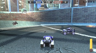 Test Supersonic Acrobatic Rocket-Powered Battle-Cars PlayStation 3 - Screenshot 16
