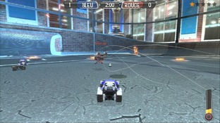 Test Supersonic Acrobatic Rocket-Powered Battle-Cars PlayStation 3 - Screenshot 19