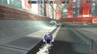 Test Supersonic Acrobatic Rocket-Powered Battle-Cars PlayStation 3 - Screenshot 20