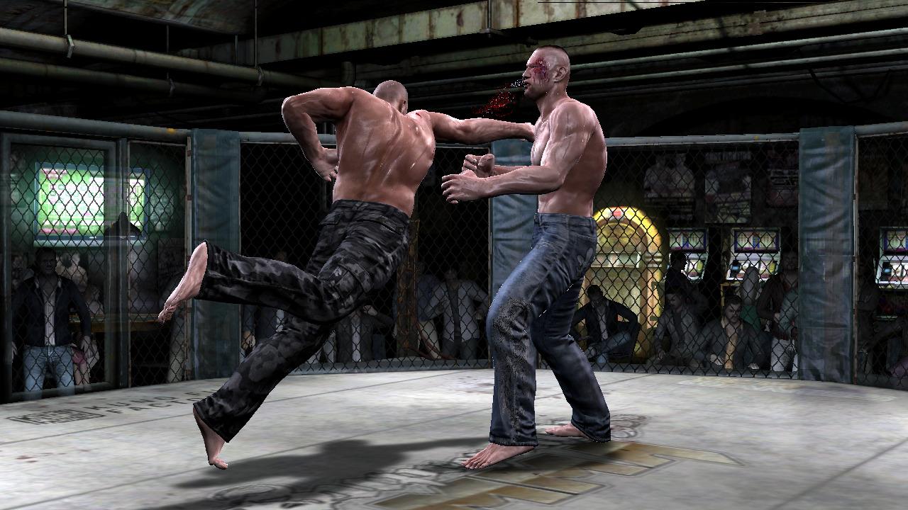 Supremacy MMA- Playstation 3