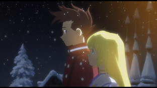 Tales of Symphonia Chronicles en japonais en Europe