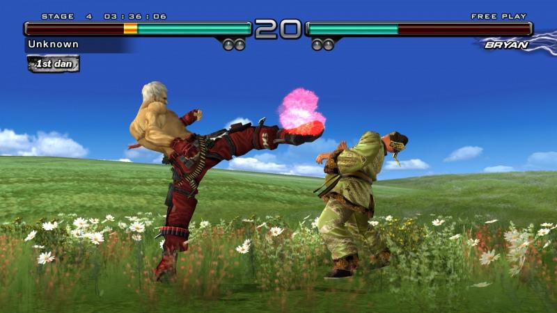 Tekken 5 : Dark Resurrection Online