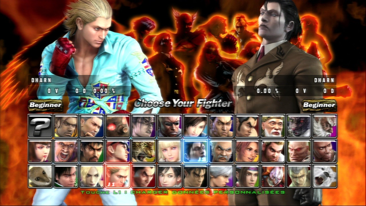 tekken dark resurrection psp megaupload
