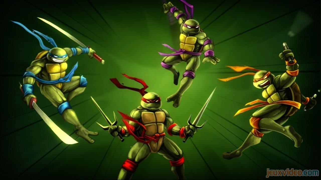 Teenage Mutant Ninja Turtles : Turtles in Time Re-Shelled