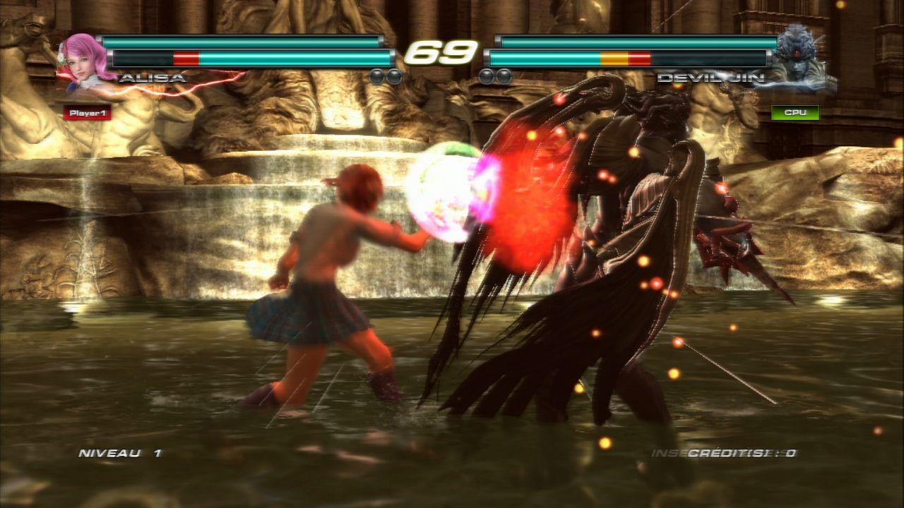 jeuxvideo.com Tekken Hybrid - PlayStation 3 Image 85 sur 206