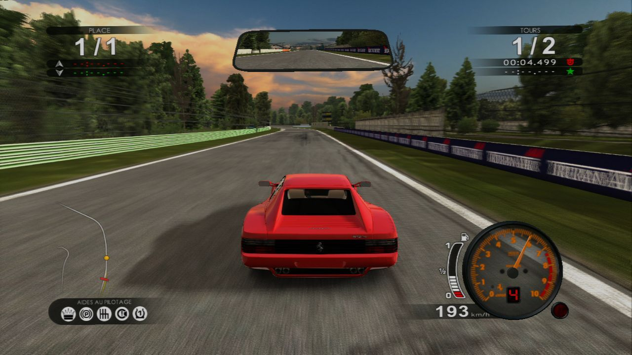 Test Drive : Ferrari Racing Legends - PlayStation 3 Image 83 sur 83