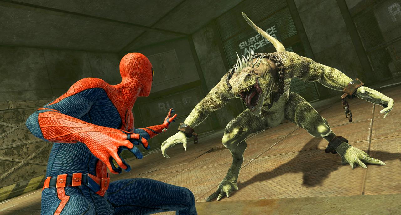 jeuxvideo.com The Amazing Spider-Man - PlayStation 3 Image 17 sur 69