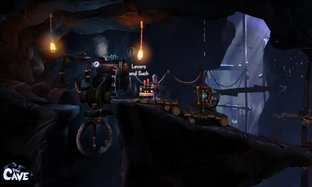 Aperçu The Cave PlayStation 3 - Screenshot 10