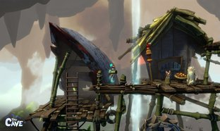 Aperçu The Cave PlayStation 3 - Screenshot 11