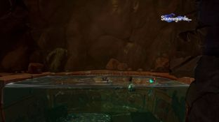 Test The Cave PlayStation 3 - Screenshot 27