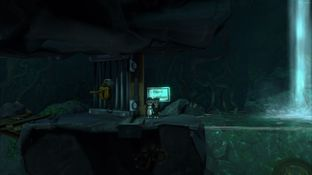 Test The Cave PlayStation 3 - Screenshot 31