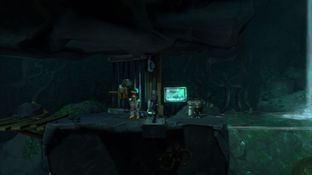 Test The Cave PlayStation 3 - Screenshot 36