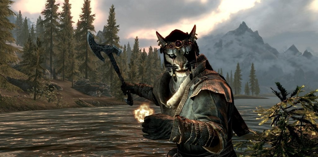 Images The Elder Scrolls V : Skyrim PlayStation 3 - 50