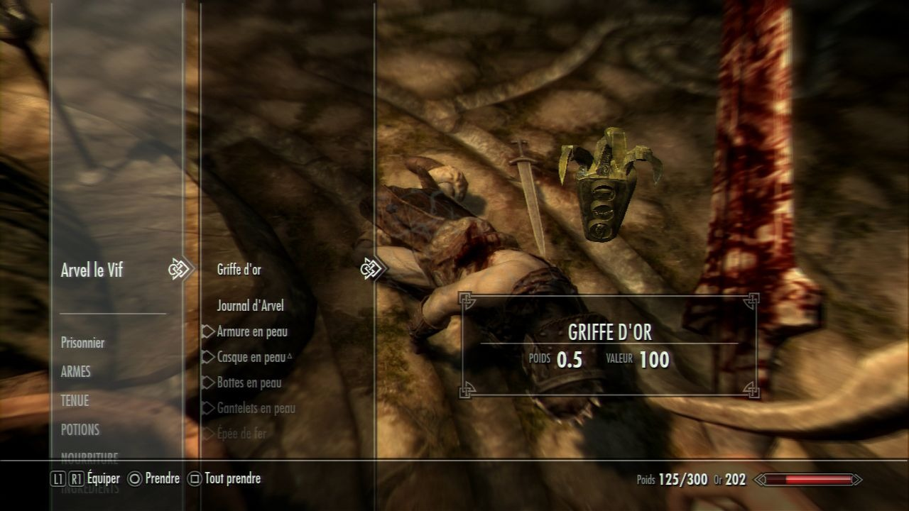 Images The Elder Scrolls V : Skyrim PlayStation 3 - 148
