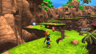 Test Jak And Daxter Trilogy PlayStation 3 - Screenshot 12