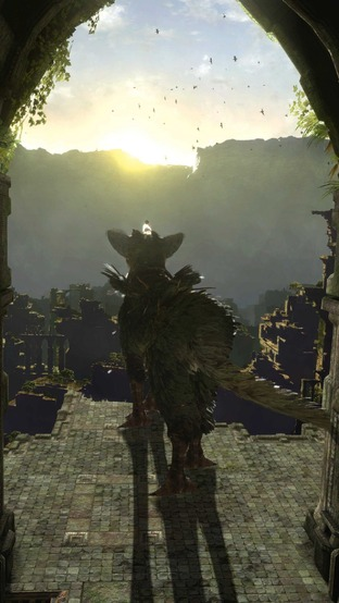 The Last Guardian sur PS4 ?