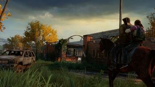 Test The Last of Us PlayStation 3 - Screenshot 122