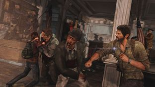 Test The Last of Us PlayStation 3 - Screenshot 124