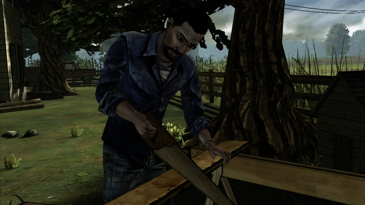 The Walking Dead : Episode 1 - A New Day
