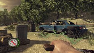 Test The Walking Dead : Survival Instinct PlayStation 3 - Screenshot 25