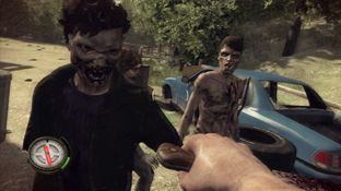 Test The Walking Dead : Survival Instinct PlayStation 3 - Screenshot 26