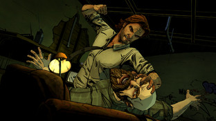 Aperçu The Wolf Among Us PlayStation 3 - Screenshot 2