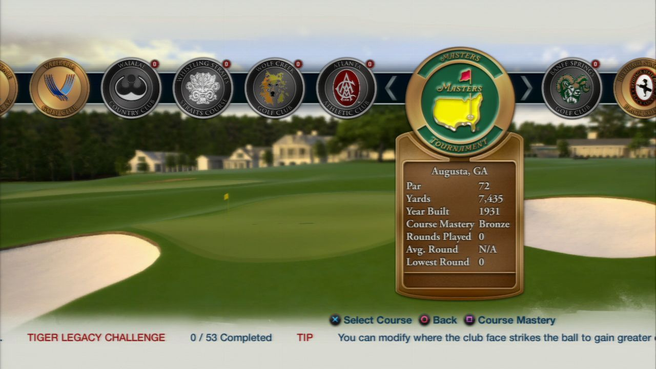 Tiger Woods Pga Tour  Reloaded Password