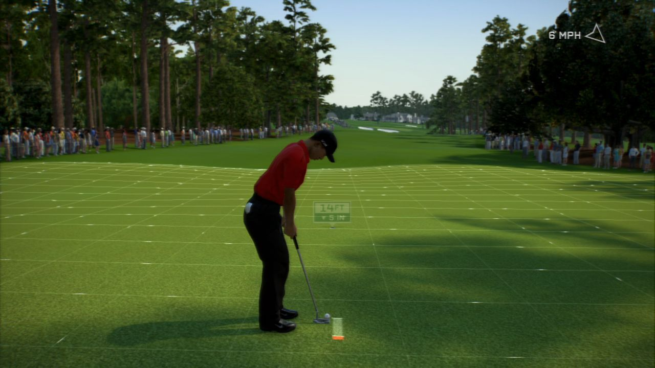 ea continue le golf mais sans tiger woods actualit s. Black Bedroom Furniture Sets. Home Design Ideas